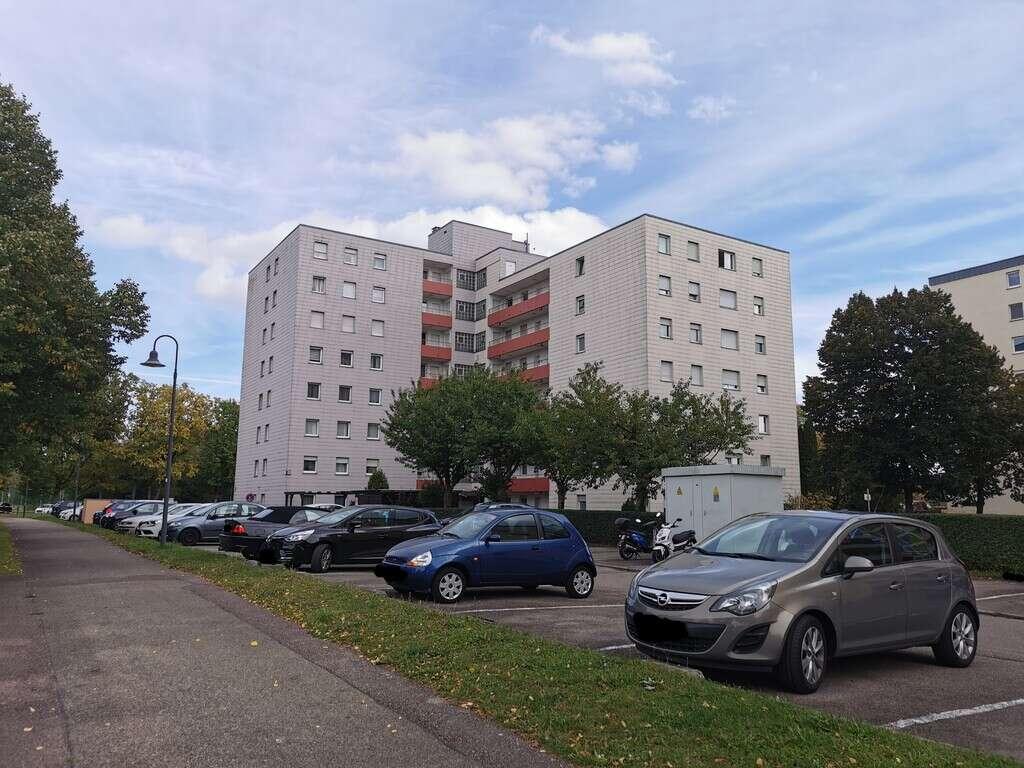 Gepflegte Wohnung in Südwest Ausrichtung von Großdeinbach