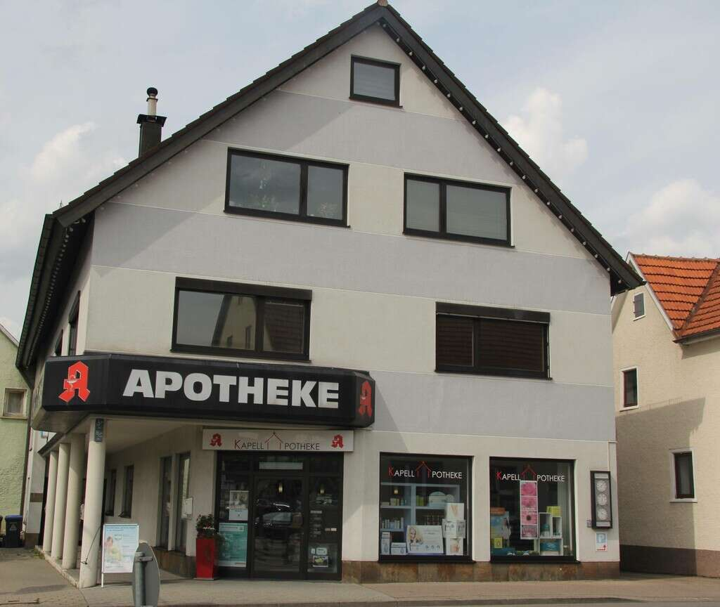Riesen Wohnung sucht nach neuen Bewohnern in Schnaitheim
