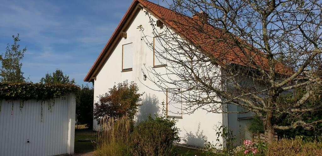 Einfamilienhaus  73569 Eschach bietet Platz für Familie