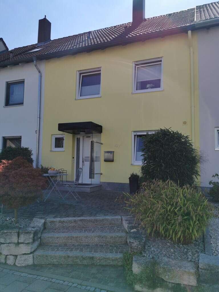 Top, gepflegtes Haus ohne Renovierungsstau im schönen Burgfarrnbach