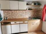 ThomaHaus Einbauküche im Obergeschoss