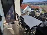 ThomaHaus Balkon mit Weitsicht